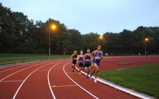 Op 4 september kleurden Jannes, Massi en Miguel het 1500m podium in Terneuzen paars