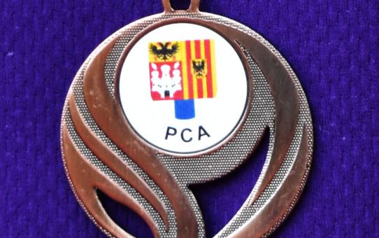 5 teams namen deel aan het PK-Estafetten