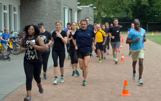 Start to Run - Start terug op 1 september