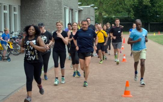 Kom naar Kielpark en doe mee met 5 naar 10km Start to Run