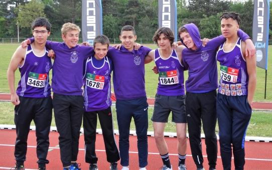 BVV Cadetten – Scholieren Jongens 5 mei 2019