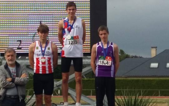 Vlaams kampioenschap meerkampen te Dilbeek - 27 en 28 juli 2019